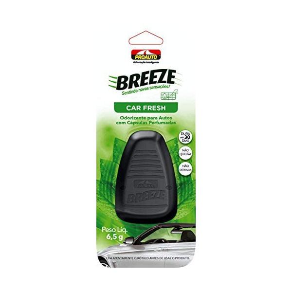 ODORIZANTE BREEZE CAR FRESH 6,5 GR