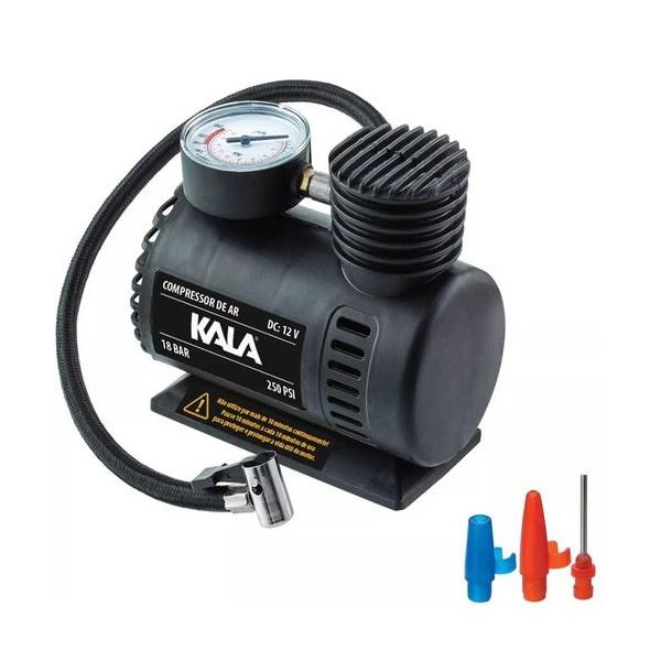COMPRESSOR AR 12V COMPACTO 250PS1