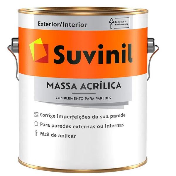 MASSA ACRILICA 0,9LT