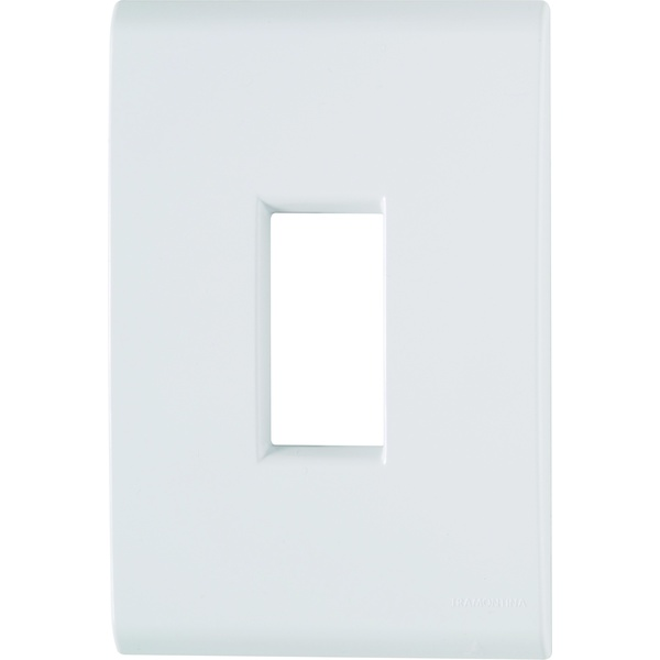 PLACA 1 POSTO VERTICAL - 4X2