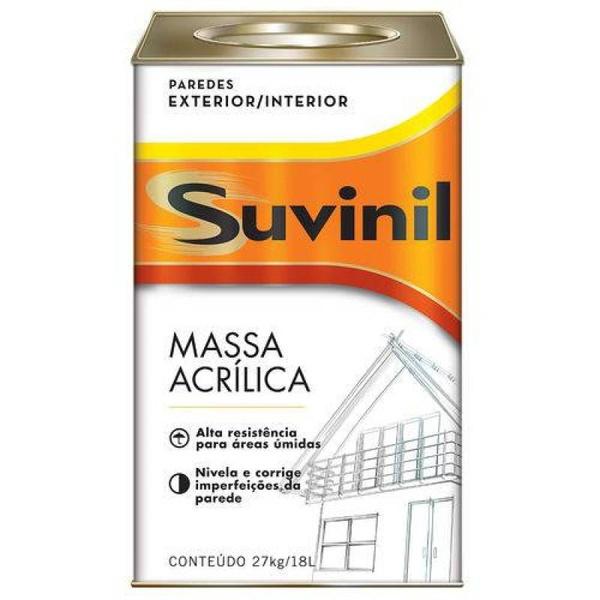 MASSA ACRILICA 18LT