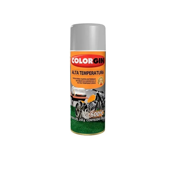SPRAY ALTA TEMP.ALUMINIO 350ML
