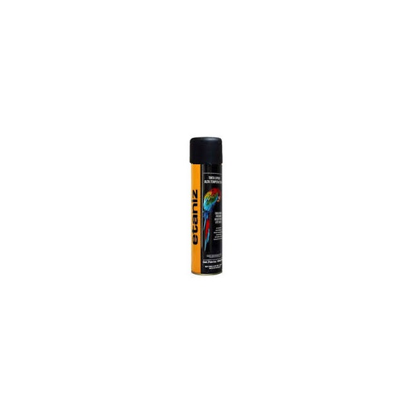 SPRAY PRETO FOSCO 400ML
