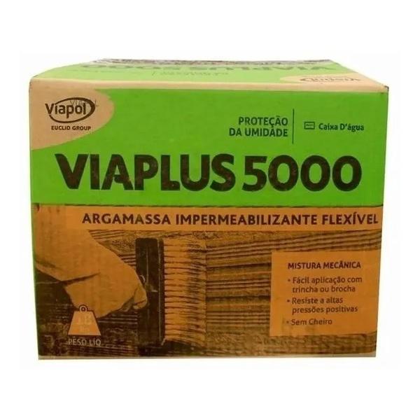 VIAPLUS 5000 18KG. CAIXA