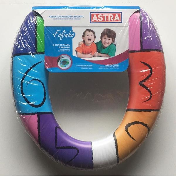ASSENTO SANITARIO INFANTIL FOFINHO NUMEROS