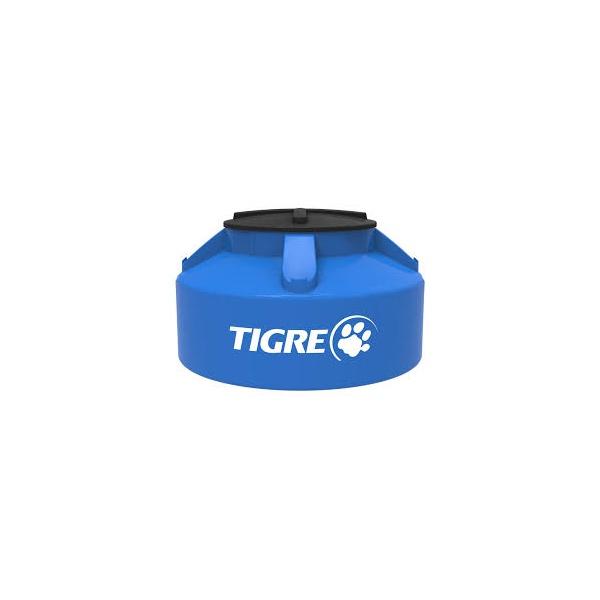 TANQUE PVC 500L FECHADA T. ROSCA TIGRE