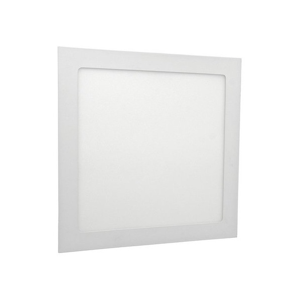 PAINEL DE LED DE EMBUTIR QUADRADO 22,5X22,5 18W