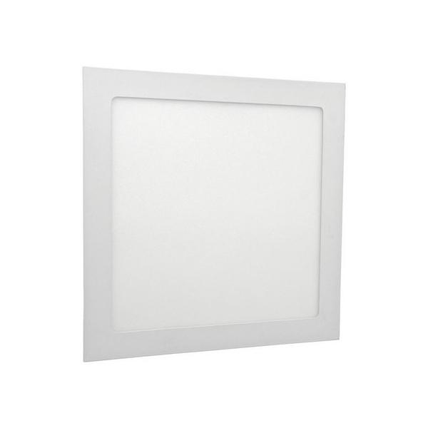 PAINEL DE LED DE EMBUTIR QUADRADO 30X30 24W