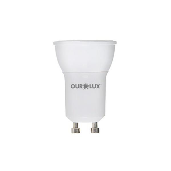 LAMP. SUPERLED 03W BIV. 3000K MR11 GU10