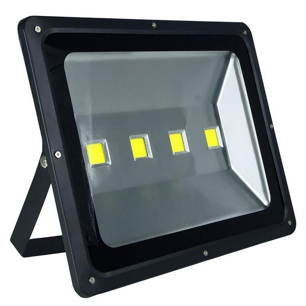 REFLETOR LED200W PRETO IP66