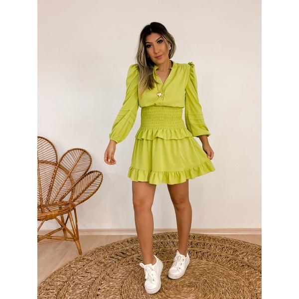 Vestido Lilian Verde