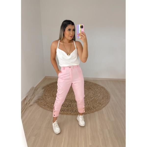 Calça Gabi Rosa
