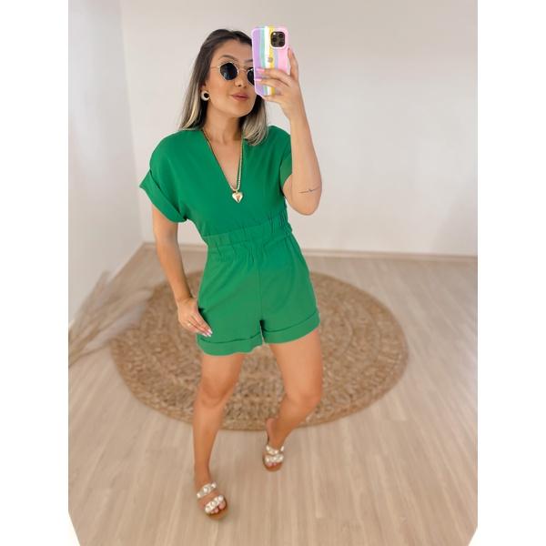 Macaquinho Mona Verde Bandeira