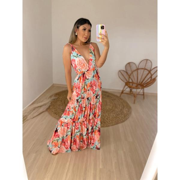 Vestido Nathalia Floral