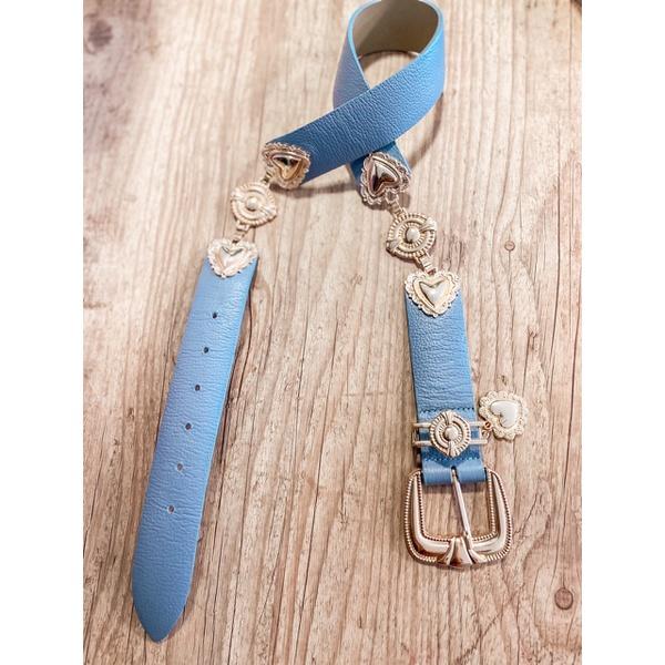 Cinto Mariah Azul