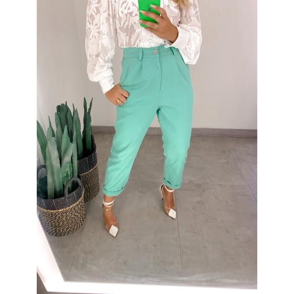 Calça Bia Verde