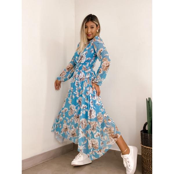 Vestido Leticia Floral