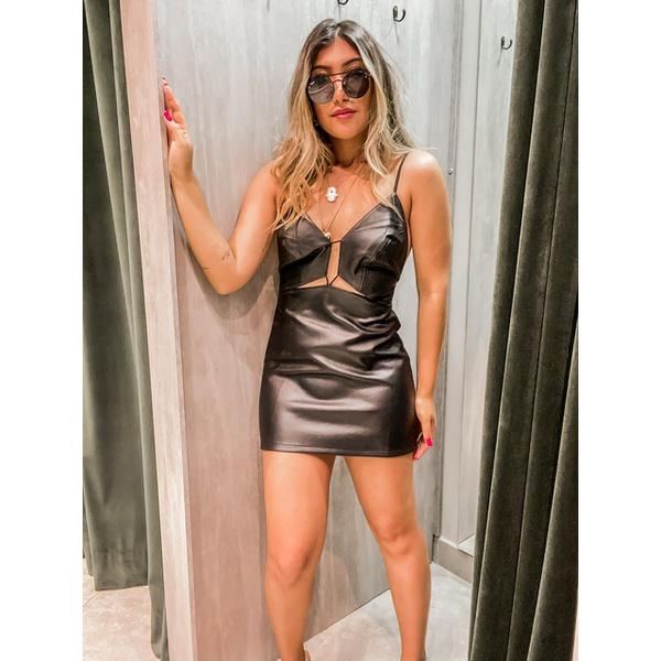 Vestido Catarina Preto