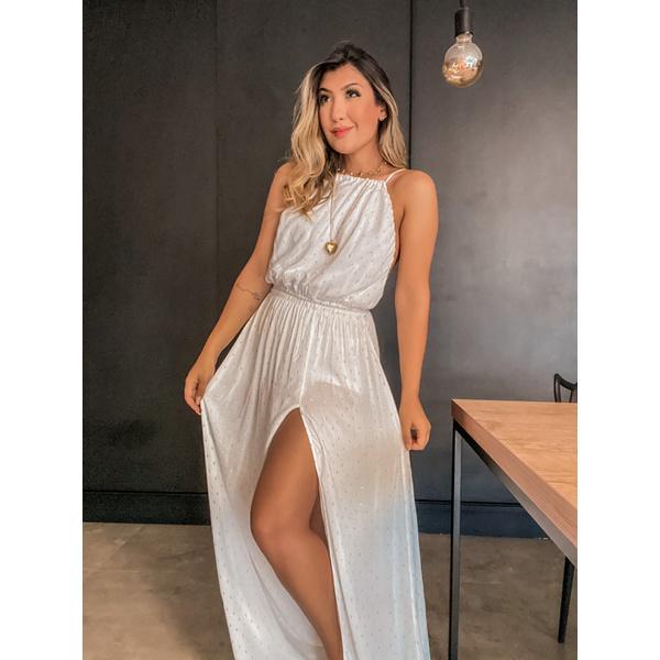 Vestido Luz Branco