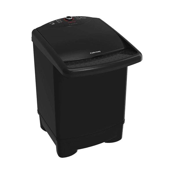 Tanquinho Semiautomático New Pioneer Black 127V - Colormaq