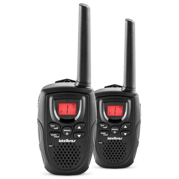 Radio Comunicador Com 2 Unidades RC 5002 - Intelbras
