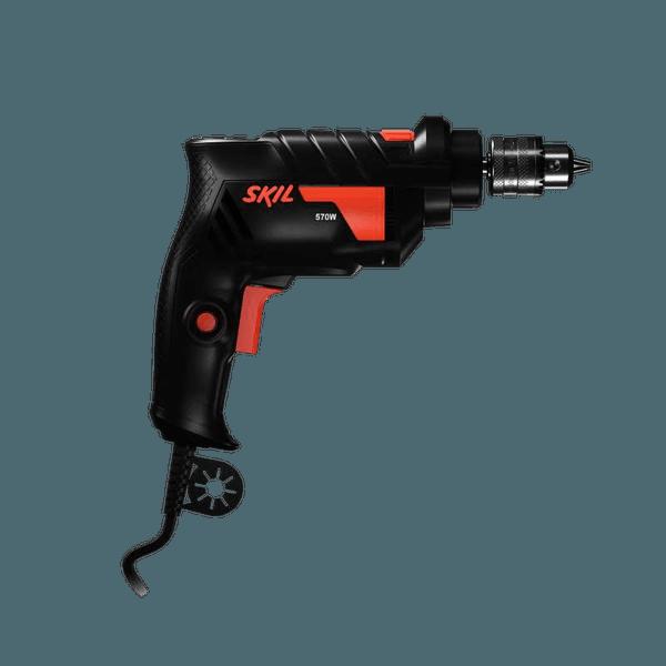 Furadeira De Impacto 6600 570W Mandril De 10mm 127V F012.660.0AB-000 - Skil