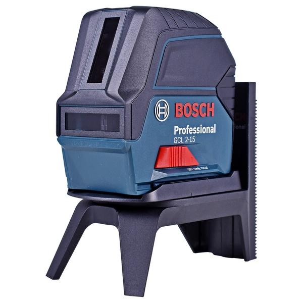 Nível A Laser GCL 2-15 Com Gancho E Maleta 0601.066.E02-000 - Bosch