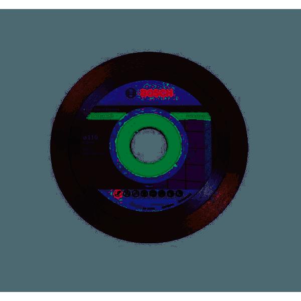 Disco Dia Continuo 110x20mm Porcel - Bosch 2608602728-000