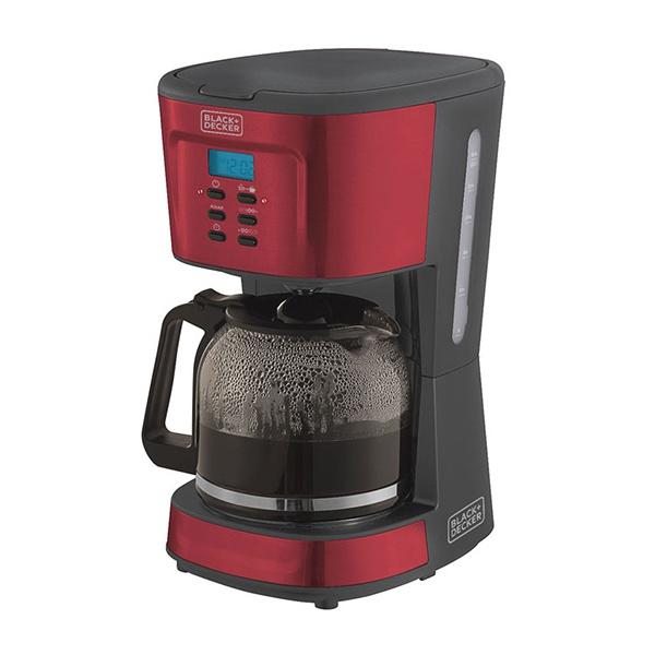 Cafeteira Elétrica Programável 1.5L 127V CMP - Black&Decker