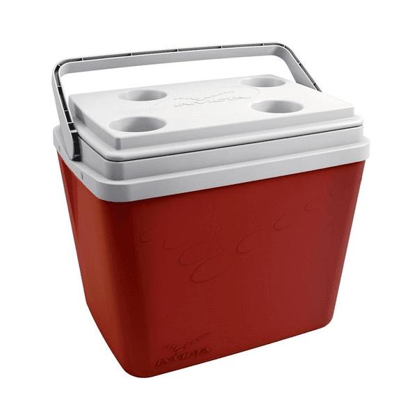 Caixa Térmica Pop 34 Litros Vermelha - Invicta