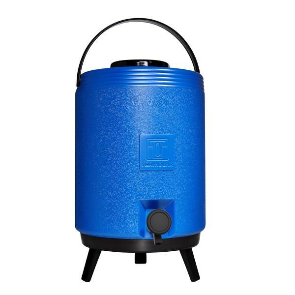 Garrafão Térmico Maxitermo Azul 12 Litros Com Torneira - Termolar