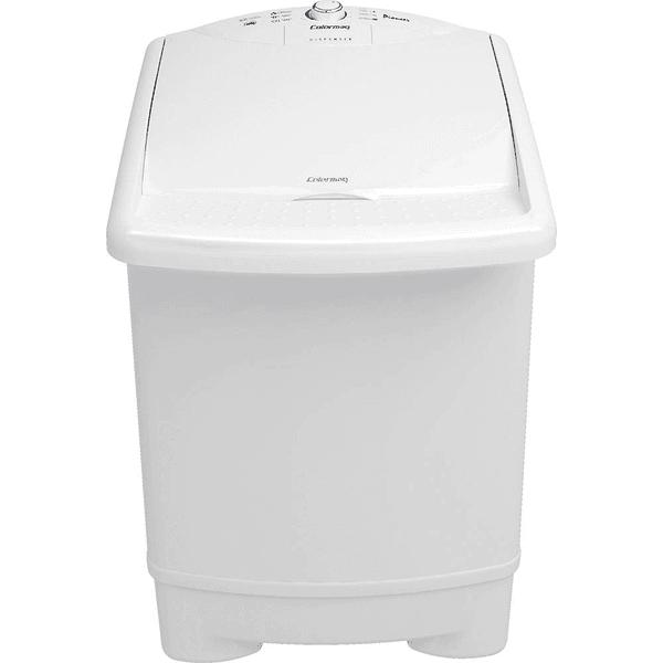 Tanquinho Semiautomático New Pioneer Branco 127V - Colormaq
