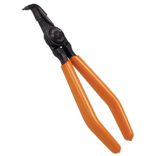 Alicate Para Anéis Internos Bico Curvo 7' 19-60mm - Belzer