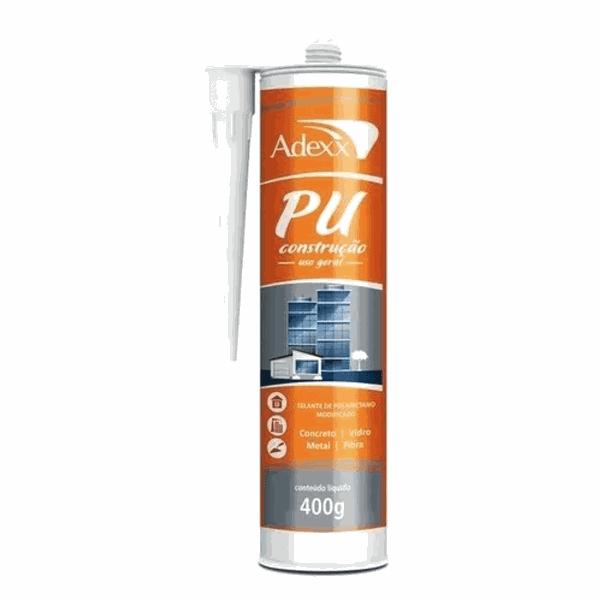 Silicone Poliuretano Cinza Pu40 - Adexx