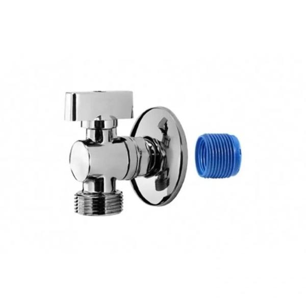 Torneira Esfera P/ Máquina De Lavar Roupa/ Lava-louça Blukit