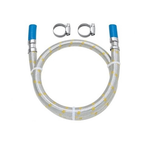 BLUKIT ENG.FLEX.INOX P/GAS P/ES.C/ABRAC.0,80M 182501 41