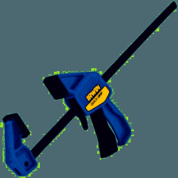 Mini Grampo Rápido Quick-Grip 12 – Irwin