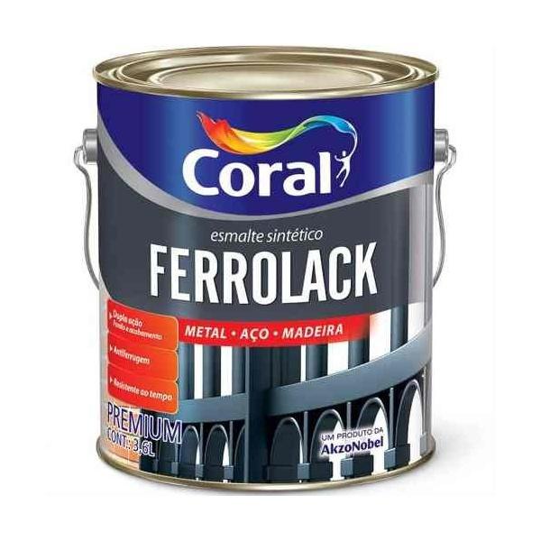 Esmalte Sintético Ferrolack Azul Del Rey 3,6ML