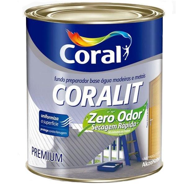 Fundo Preparador Coralit Zero 900ml