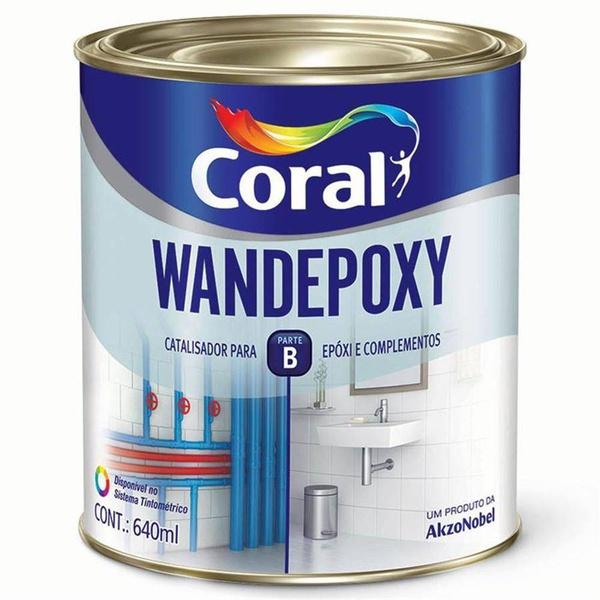 Catalisador Amida P/massa Epoxi Wandepoxy 1,45 Kg