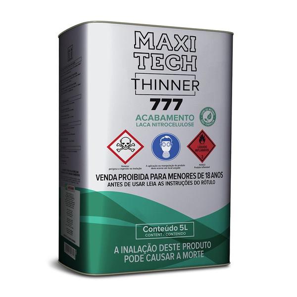 Redutor 777 Acabamento Maxi Rubber 5l