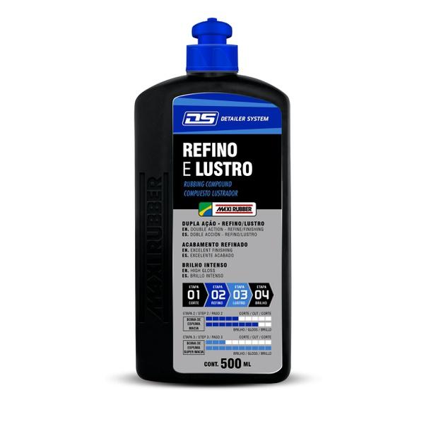Refino E Lustro Maxi Rubber 500ml