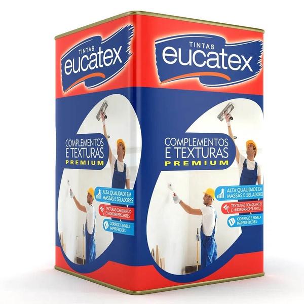 Massa Acrílica Eucatex 25kg