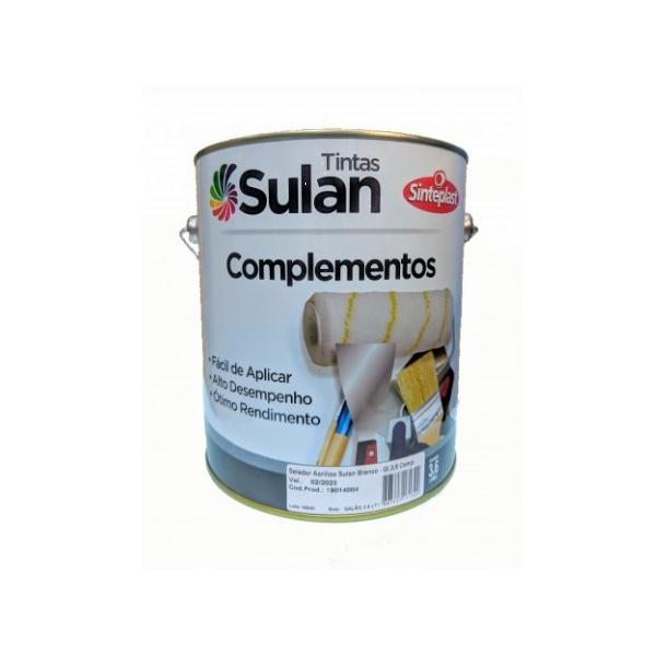 Selador Acrílico Sulan 3,6L