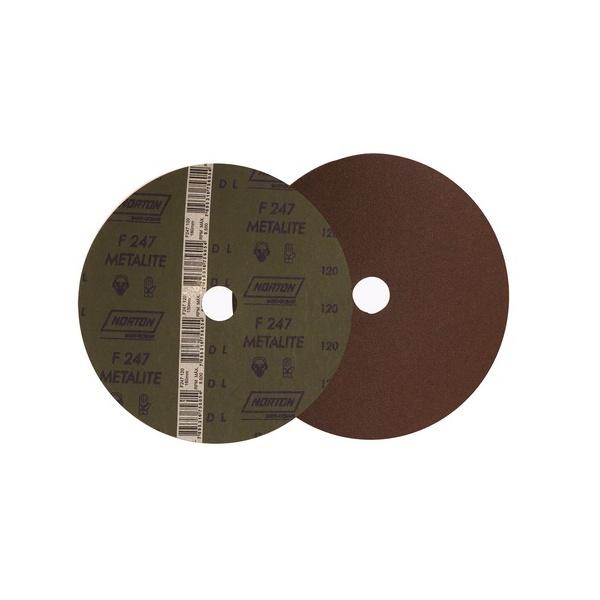 Disco de Lixa Ferro 4 1/2¨Grão 120 Norton