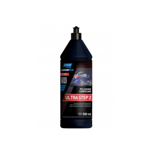 Polidor Liquido Ice Ultra Step II 500ML Norton