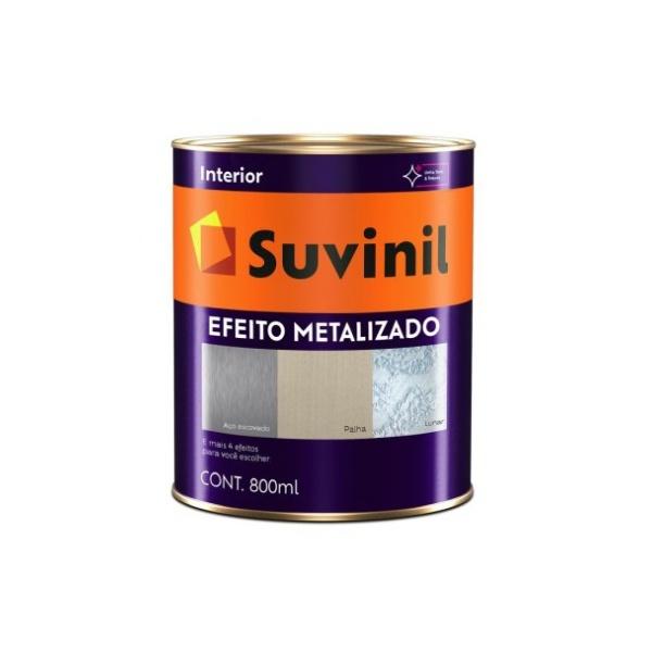 Gel Base Efeito Metalizado Suvinil 800ml