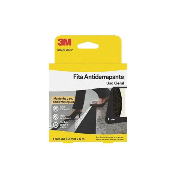Fita Antiderrapante Foscorescente Safety Walk 50mmx20mm