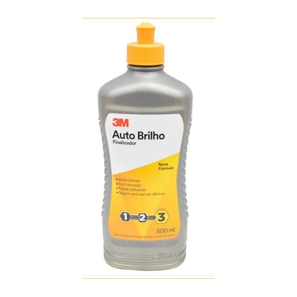 Auto Brilho Frasco 3M 500ML