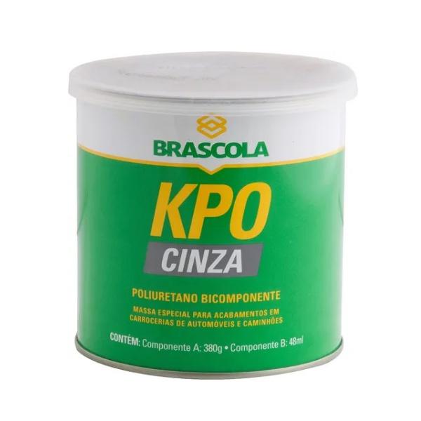 Brascoved KPO Vedação C/CAT Cinza 380gr Brascola